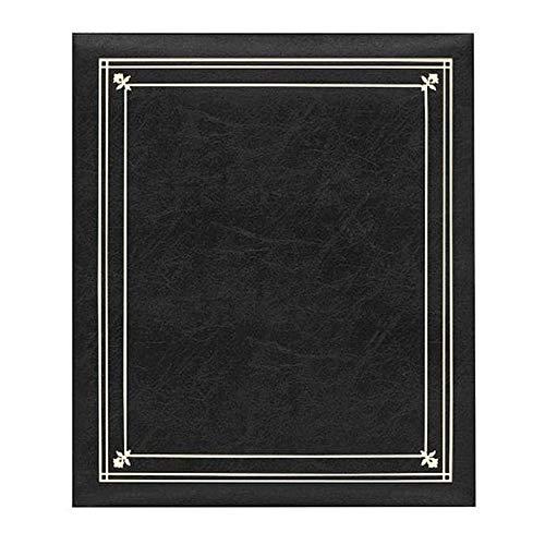 Post-Bound Black pocket album for 5x7 and 8x10 prints - 5x7 Pioneer PS5781BLACK