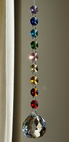 Review Crystal Sphere Sun-catcher Hanging