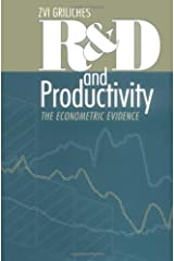 R&D and Productivity: The Econometric Evidence (National Bureau of Economic Research Monograph) Hardcover