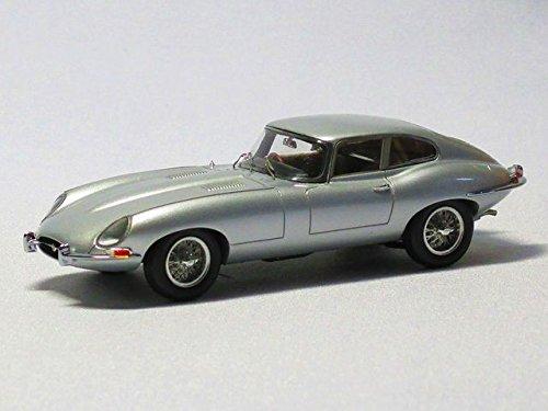 1/43 ジャガー Eタイプ シリーズ1 クーペ 1961(シルバー) 151JG-1004G