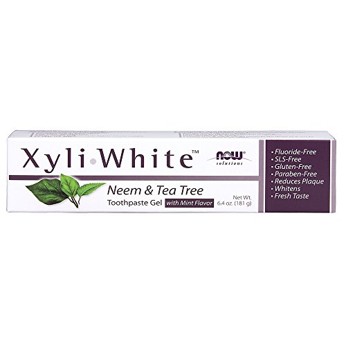 Foods Xyliwhite Neem Toothpaste Ounce