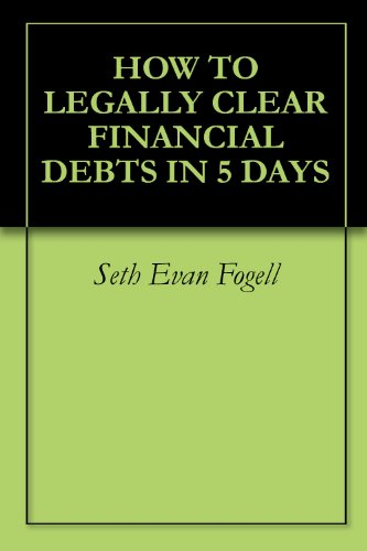 Taking Action to Legally Eliminate Your Credit Card Debt