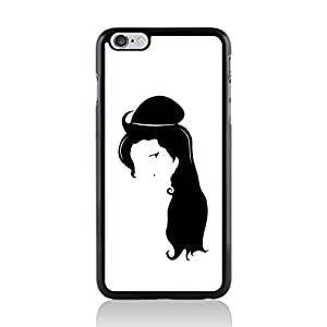 Call Candy Back to Black carcasa para Apple iPhone 6 Plus