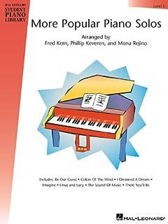 Piano Solos Book 4: Hal Leonard Student Piano Library