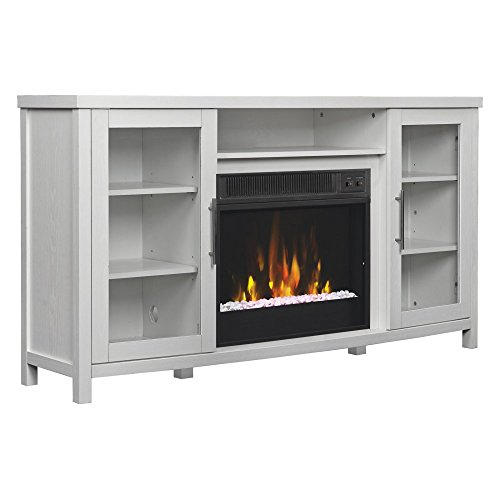 Classic Flame Rossville Entertainment Center with Fireplace TV Stand