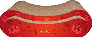 product image for Imperial Cat Vogue Scratch 'n Shape, Modern Red