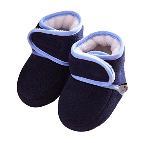 Säuglingsschuhe Kleine Schuhe weiche Sohle Gummisohle Krippe Schuhe Babyschuhe Kleinkind