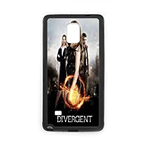 Personlised Printed Divergent Phone Case For Samsung Galaxy Note 4 N9100 LY7C02605