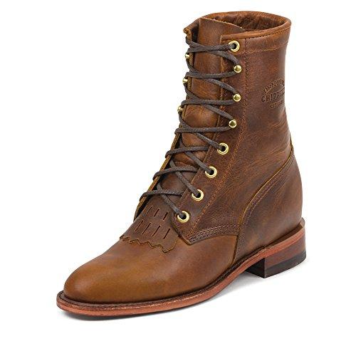 Chippewa Kvinners 1901w65 8-tommers Lacer Boot Støvler Tan Løper