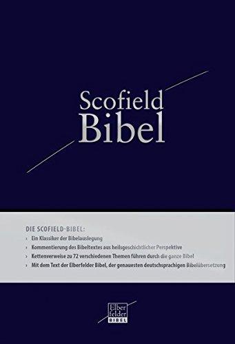 Scofield-Bibel - Kunstleder