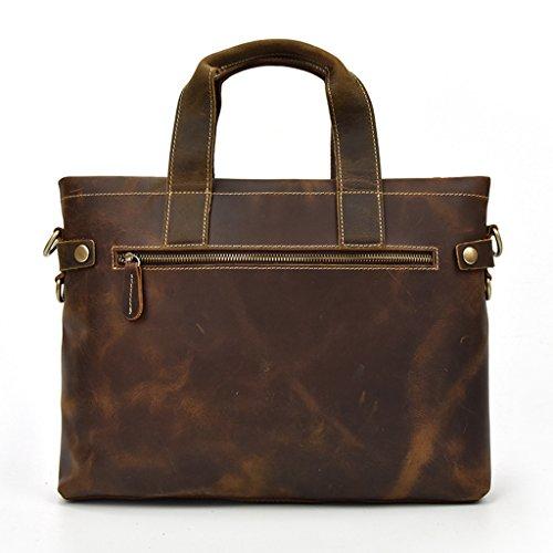 Man Small 5cm Shoulder Bag 1 Sucastle Resistant Leather Shoulder Backpack Genuine Chest Bag And 40x29x6 Handbags Leather Bags 4qcx6x8dwE