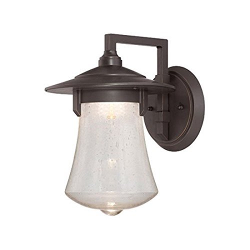 Designers Fountain LED22531-ABP Paxton 10 Inch Led Wall Lantern ()