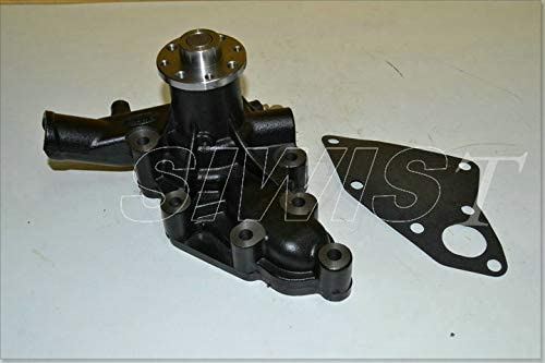 water pump GWIS-43A 5-13610-047-Z 5-13610-057-Z 5-13610-077-Z 5-13610-163-Z 5-13610-169-Z 5-13610-170-Z 8-94376-863-Z 8-94483-167-Z 8-97028-595-Z 9-13610-325-Z 9-13610-394-Z 8-97379-807-0 8-94376-830-0 for C240 2400CC TCM SD10,SD12,FD15 FORKLIFT FCD15,FD18