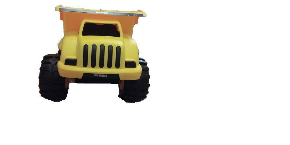 Toy State Caterpillar Tough Tracks Dump