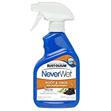Mouse over image to zoom Rust-Oleum 280886 NeverWet 11-Ounce Shoe and Boot Spray, Clear, New,FreeShip