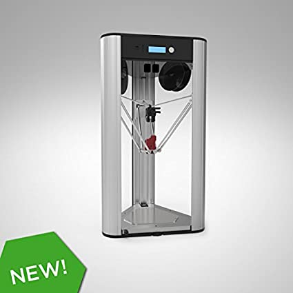 Wasp DeltaWASP 20 40 Turbo2 Impresora 3D Fabricación de Filamento ...