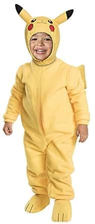 Rubie's Costume Pokémon Pikachu Toddler Costume