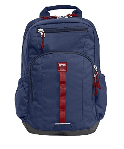 STM Trestle, Laptop Backpack for 13-Inch Laptop - Navy (stm-111-088M-35) by STM