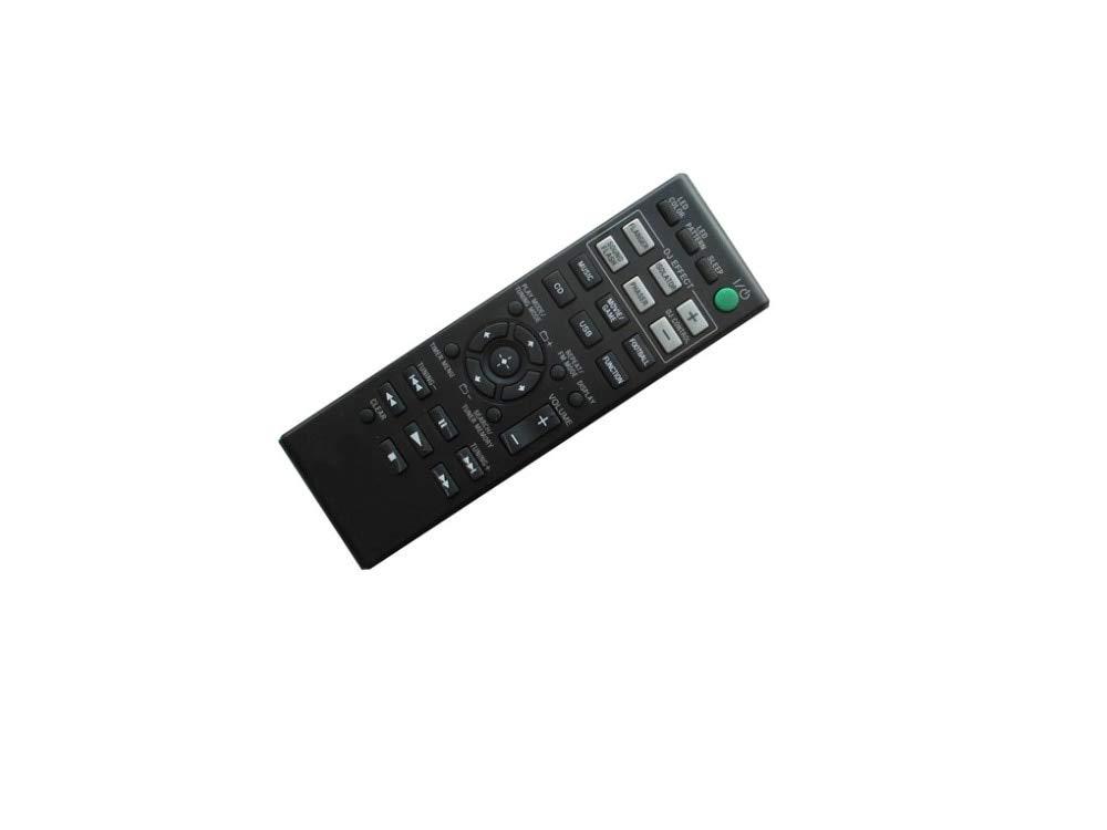 Amazon com: Calvas Remote Control For Sony LBT-GPX55 HCD-GPX5G HCD