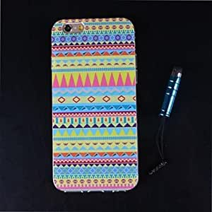 LCJ Color Design TPU Protective Shells and Capacitance Pen for iPhone 6 (Assorted Colors)