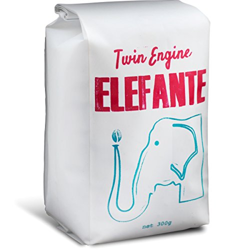 ELEFANTE RESERVE - Cup of Excellence Winner, Limited Edition, Whole Bean, Nicaragua's Coffee, 300g 10.6oz | packaged at the source, by Twin Engine Coffee
