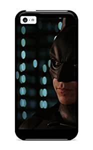 7522653K66977417 Protective Tpu Case With Fashion Design For Iphone 5c (batman Begins )