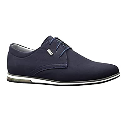 Tamboga Chaussures Homme Noir Chaussures Chaussures Conteyner Chaussures À Lacets, Couleur Noir, Taille 40