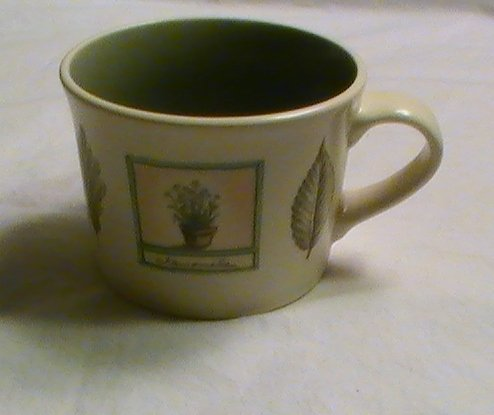 Pfaltzgraff Naturewood Cup - Pfaltzgraff Naturewood Cup Replacement - One Cup