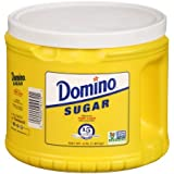 Domino Sugar Premium Pure Cane Granulated 4 Lb 3 Packs