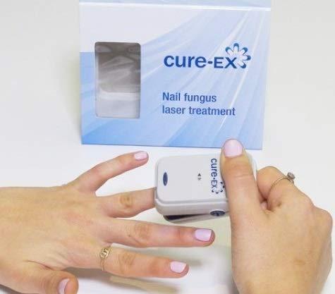 Cure-Ex Nail Fungus Laser Treatment + FREE Shoe UV Sterilization Kit