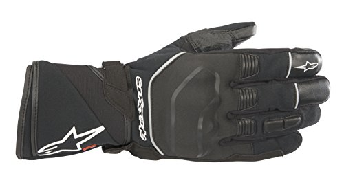 Andes Touring Outdry Waterproof Motorcycle Riding Glove (2XL, - Chromes Accessories Ande