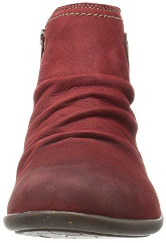 Rockport Cobb Vrouwen Heuvel Nicole Ch Boot Rood
