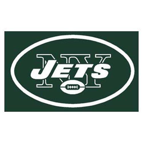 """New York Jets Nfl 3X5 Banner Flag (36X60"""")"""""""