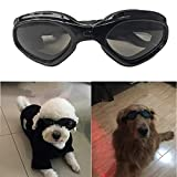 Zongsi Dog Sunglasses, Pet Fashion Goggles, Dog Goggles for UV Protection Pet Decorations Eyes Protective Accessories Windproof Waterproof