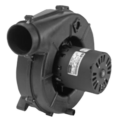 Draft Inducer Assembly - Fasco A196 1/25 HP 115 Volt 3200 RPM Trane Furnace Draft Inducer Blower