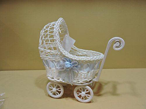 Stroller Baby Shower Cake Toppers - 3