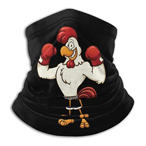 Funny Boxing Rooster Men...