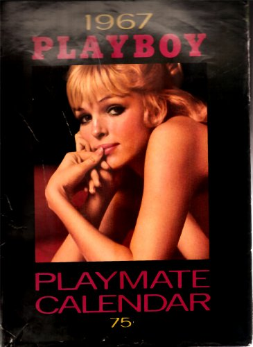 1967 Playboy Playmate Wall - Calendar 1967