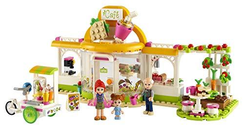 LEGO Friends Heartlake City Organic Café 41444 Building Kit; Modern Living Set for Kids Comes Friends Mia, New 2021 (314…