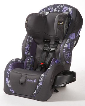 Safety 1st Complete Air 65 Convertible Car Seat, Flutter