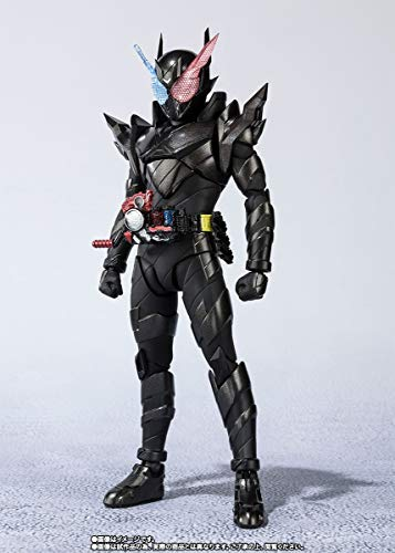 Bandai Tamashii Nations S.H. Figuarts Kamen Rider Build Rabbit Tank Hazard Form
