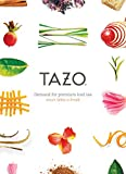 Tazo Tea Bags Sampler Assortment Variety Pack Gift Box - 42 Count - 14 Different Flavors Perfect Variety - Passion Fruit, Awake English Breakfast, Early Grey, Green, Herbal, Chai Tea and more ...