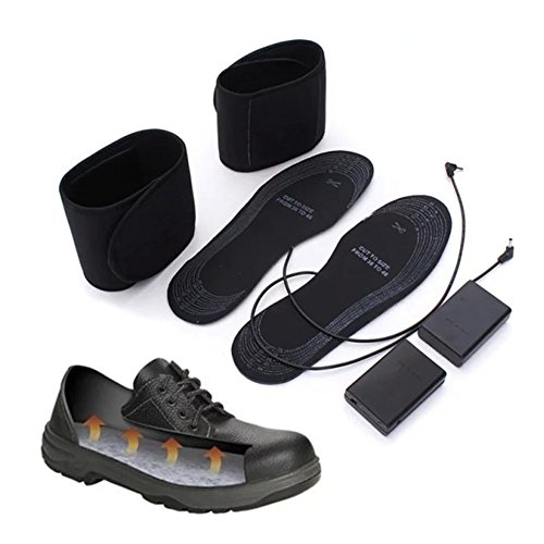 Battery Operated Insoles Outdoor battery product image
