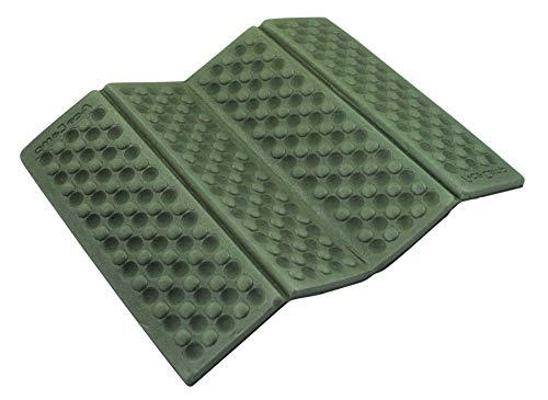 AceCamp Opvouwbaar XPE zitkussen voor buiten, lichtgewicht thermokussen met transporttas, waterdicht en isolerend, rood…