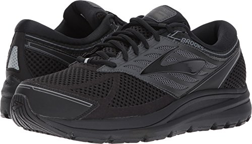 Brooks Men's Addiction 13 Black/Ebony 8.5 EEEE US