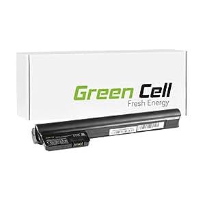 Green Cell® Extended Serie Laptop Batería para HP Mini 210–1014TU (6celdas 4400mAh 10.8V color negro)