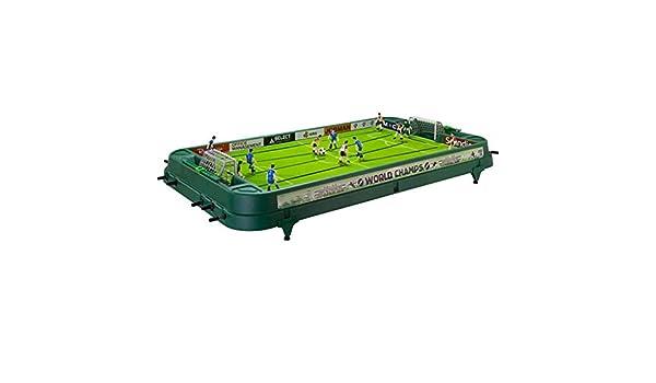 JKLL Mesa Profesional de futbolín: diseño de fútbol clásico, fácil ...