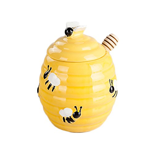 Cuddly Bees Ceramic Apothecary