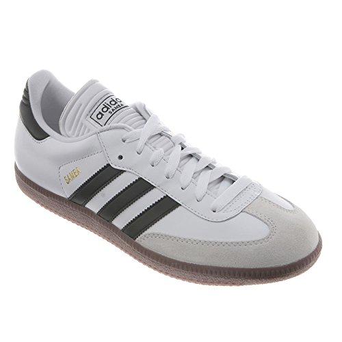 79620963e1c173 Adidas Samba Classic White Black 13 M US Men   14.5 M US Women (B007SYBLJA)