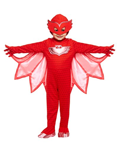 Spirit Halloween Toddler Owlette Costume - PJ Masks]()